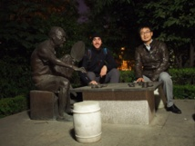 Xu Ke, notre guide à Pékin !