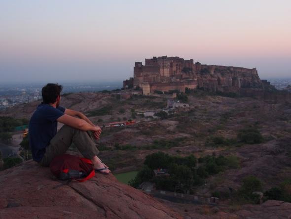 La citadelle de Jodhpur