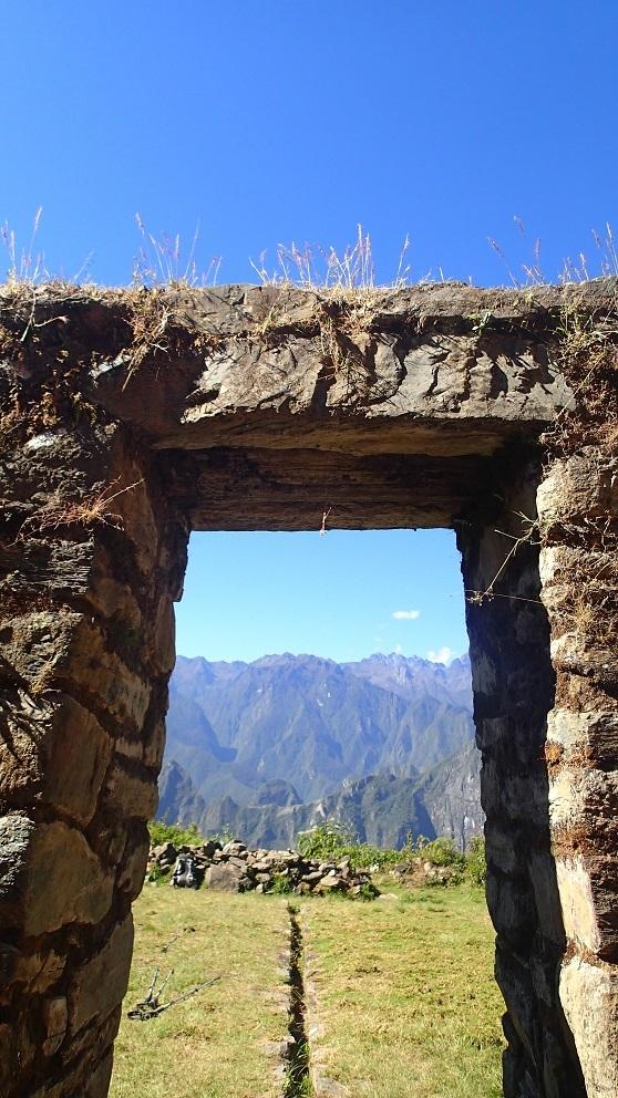 En route vers Machu Picchu !