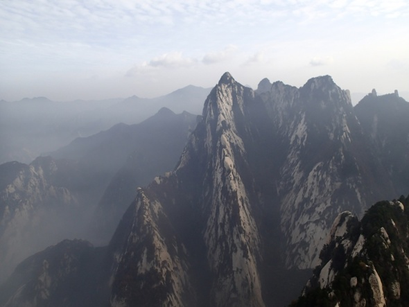 Shaanxi : entre désenchantement et vertige