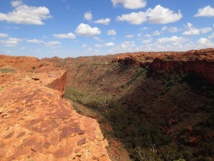Alice Springs, rouge passion