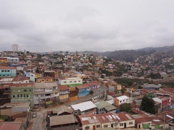 Santiago et Valparaiso : du charme à revendre