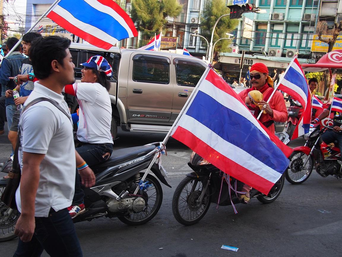 Bangkok, retour à la « civilisation »