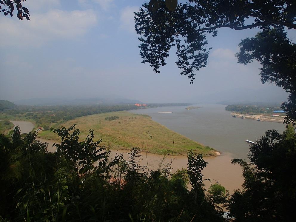 Chiang Rai : des paysages et une chute