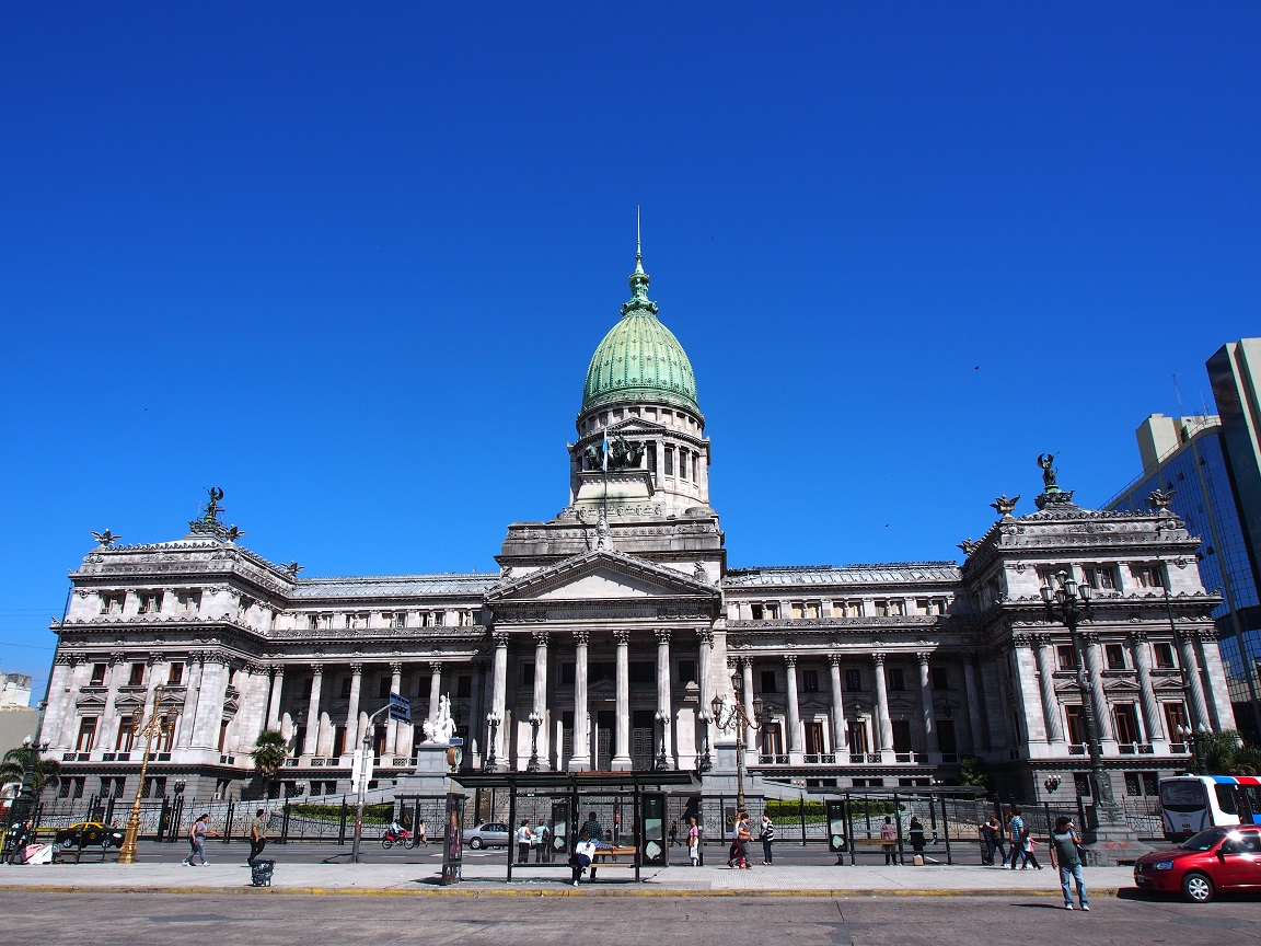 Buenos Aires l'européenne
