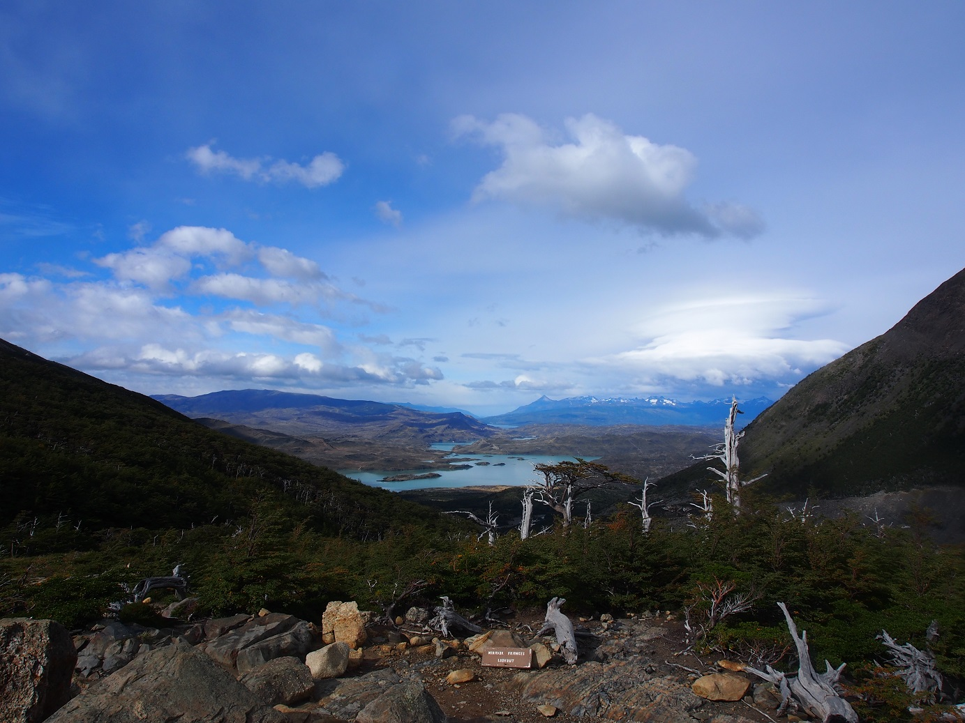 Torres del Paine et le W treck
