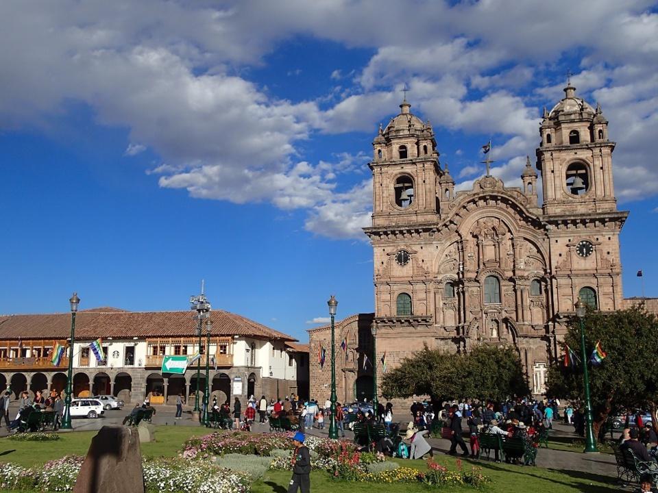 Cusco, ancienne capitale Inca