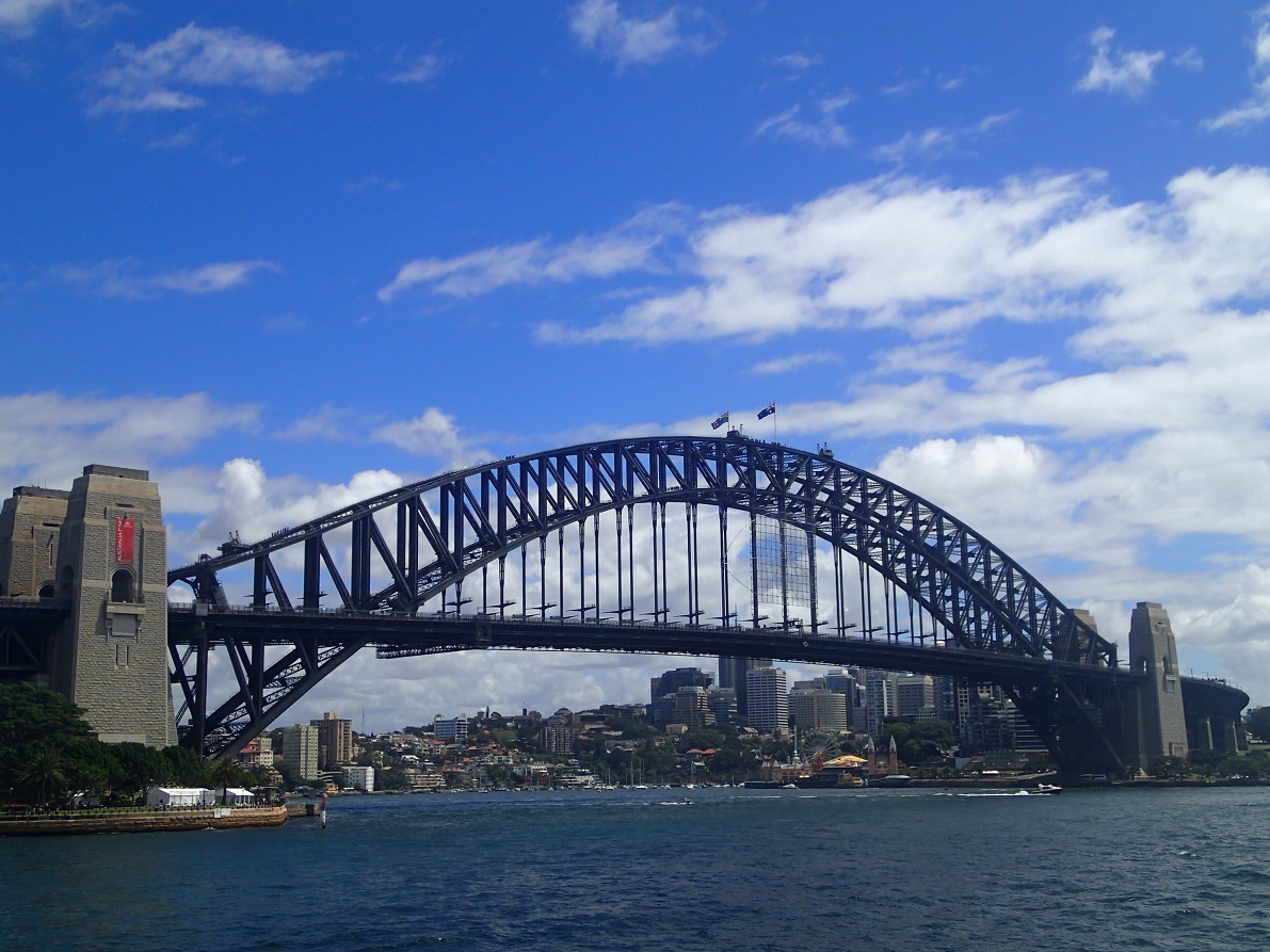 09 - Sydney Harbour Bridge